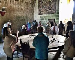 Stellar Teaching 432 Singing In Puivert Chateaux